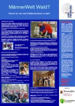 Poster Waldbesitzerinnen